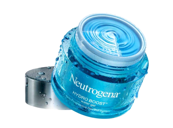 Pelembab muka Neutrogena Hydro Boost Water Gel