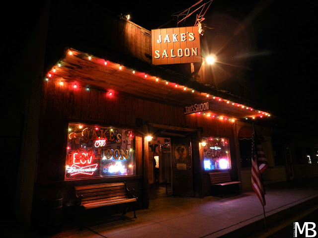 Jake's saloon in lone pine california
