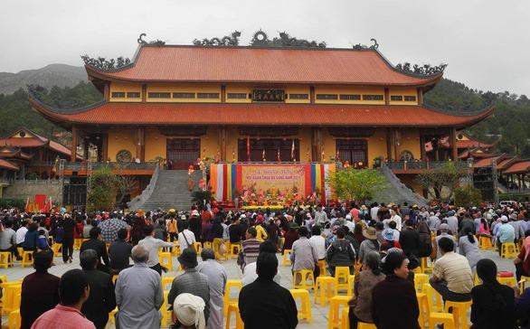 Sai phạm tại chùa Ba Vàng đã khiến dư luận bất bình và mất niềm tin