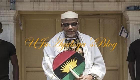 Nnamdi Kanu Reacts To Miyetti Allah's Call For Establishment Of Fulani Vigilante In South-East