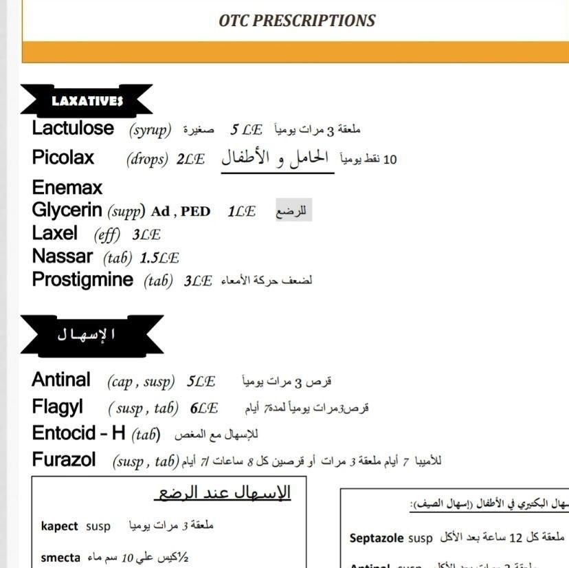 روشتات طبية جاهزة Projects 4