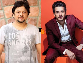 Akhil and surender reddy movie update