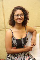 Actress Aditi Myakal Looks gorgeous in Sleeveless Deep Neck Top at Ami Tumi success meet ~  Exclusive 040.JPG