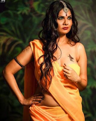 Aabha Paul Hot Photos