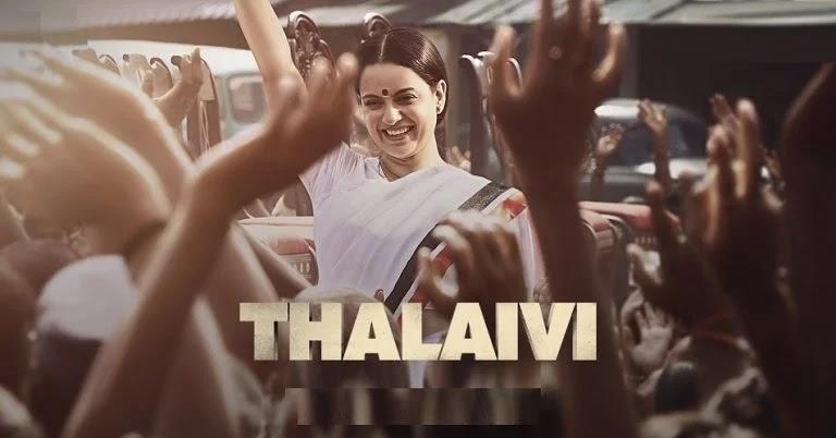 Thalaivii 2021 Hindi Movie 720p google drive Download