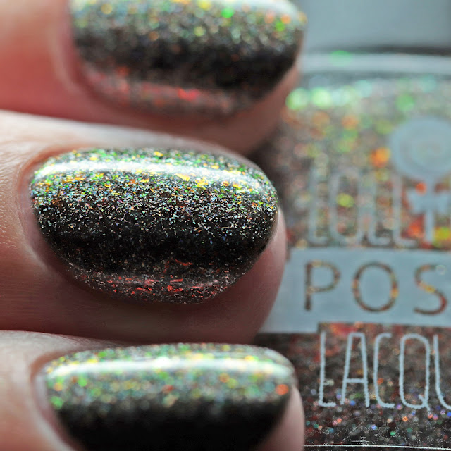 Lollipop Posse Lacquer Chicken Legs & Mortars & Pestles, Oh My!