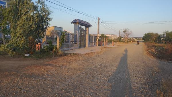bán đất ven biển Hồ Tràm Vũng Tàu, Mặt tiền đường ODA