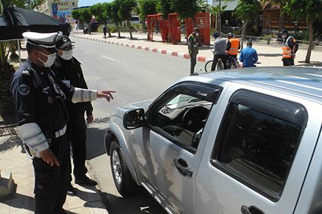 agadirpress -   الأمن يضبط إيقاع الطوارئ بالوقاية والتدخلات الزّجرية في خريبكة -  اكادير بريس