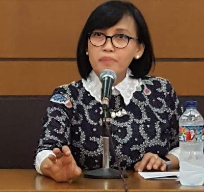 Fini Murfiani Direktur Pengolahan dan Pemasaran Hasil Peternakan Kementerian Pertanian (Kementan)