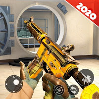 Bank Robbery SSG Shooting Mod Apk