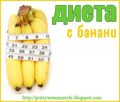 бананова диета
