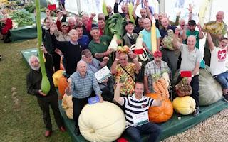 Giant veg growers