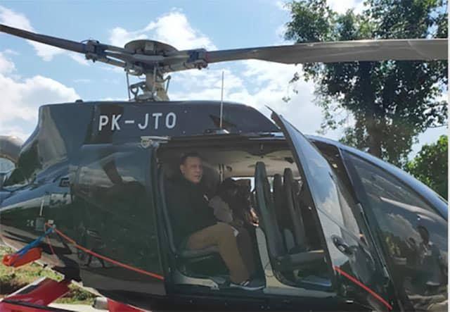 Artidjo Sebut Ada Perintah Jokowi-Luhut di Kasus Helikopter Mewah Firli Bahuri