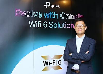 TP-Link เปิดตัว Wi-Fi 6 Solution เทคโนโลยีใหม่ล่าสุด รองรับอุปกรณ์ การรับ-ส่งข้อมูลที่รวดเร็ว เพื่อการใช้งานเครือข่ายระดับองค์กร