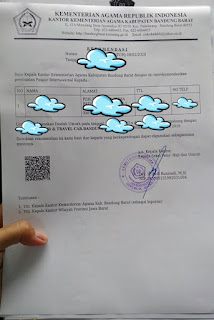 Tambah Nama Di Paspor Untuk Umroh 40 menit saja di Kantor Imigrasi!