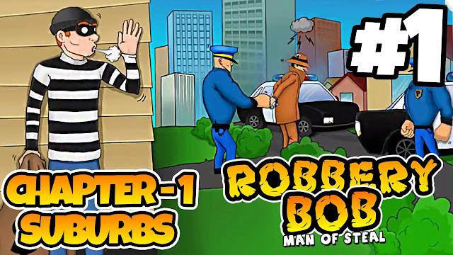 Robbery Bob 2019
