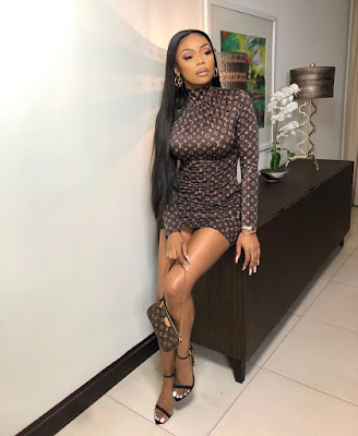 Bonang Matheba Fashion and style looks latest