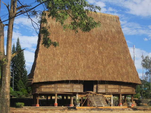 Rong house – soul of ethnic villages in Central Highlands 1