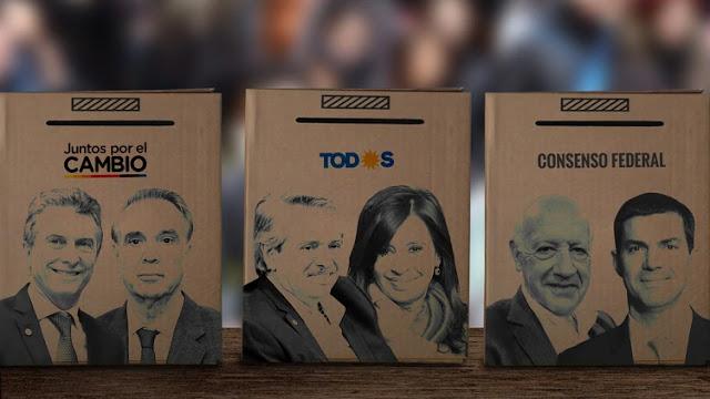 Elecciones 2019: cerradas las listas, empieza la batalla por la Casa Rosada Sin nada que dirimir, las internas del 11 de agosto serán un plebiscito para el Gobierno y una radiografía para saber las aspiraciones políticas de la oposición
