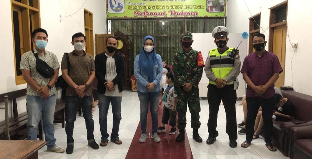 TNI - Polri Kepulauan Selayar Siaga Pengamanan Paskah Umat Nasrani