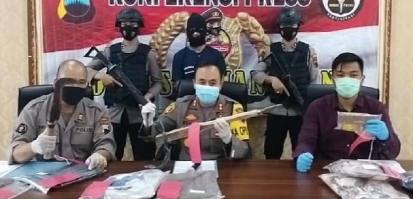 Kapolres Temanggung: Pelaku Penganiayaan di Kaloran Terancam Hukuman Mati