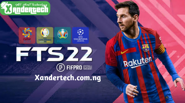 Download First Touch Soccer 2022 (FTS 22) Mod Apk Obb Data