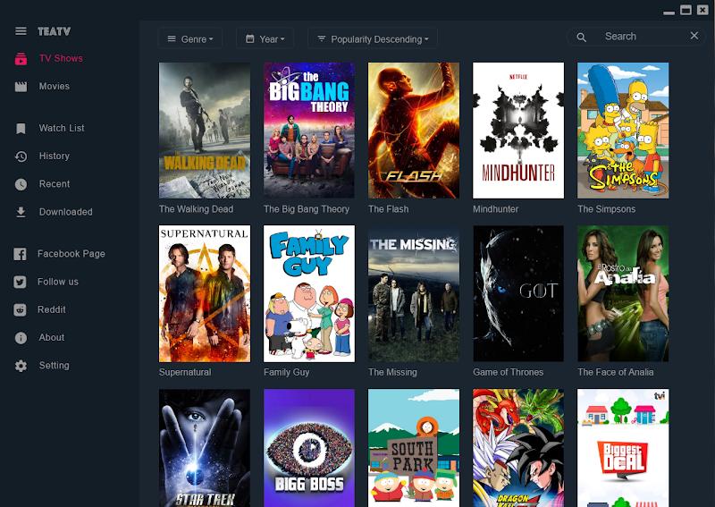 TeaTV (Netflix best alternative) Mod Apk (No login needed/no Ads) lifetime version for free!!