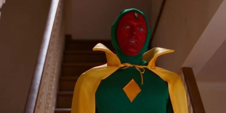 «Ванда/Вижн» (2021) - все отсылки и пасхалки в сериале Marvel. Спойлеры! - 57