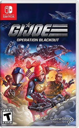 G.I. Joe: Operation Blackout v1.0.2 NSP XCI For Nintendo Switch