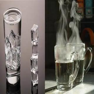 هل شرب الماء البارد ضار بصحتك