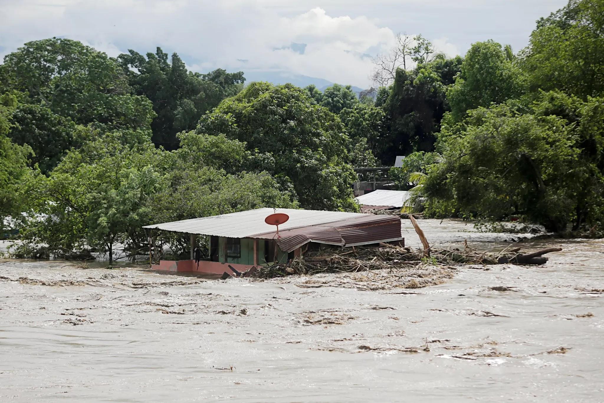 ciclón Eta en Guatemala