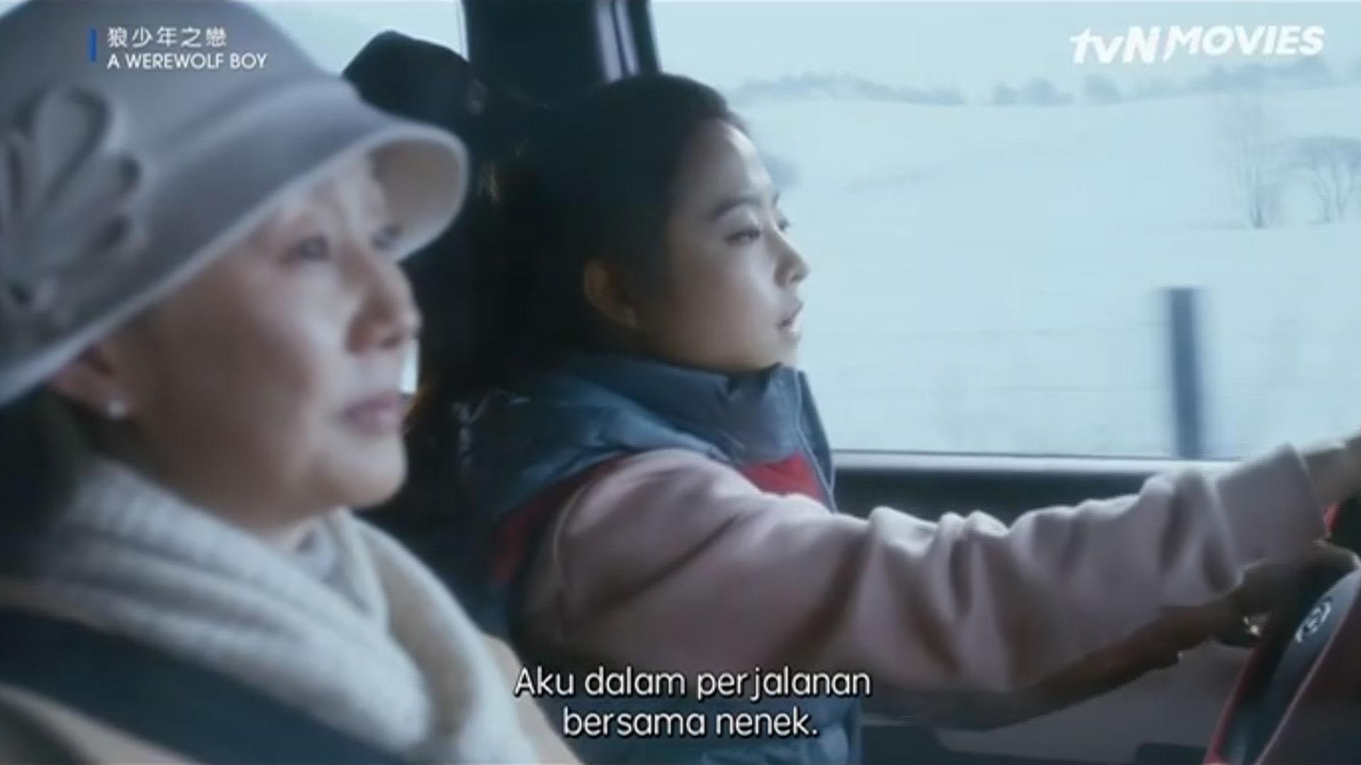 Frekuensi siaran tvN Movie di satelit Palapa D Terbaru