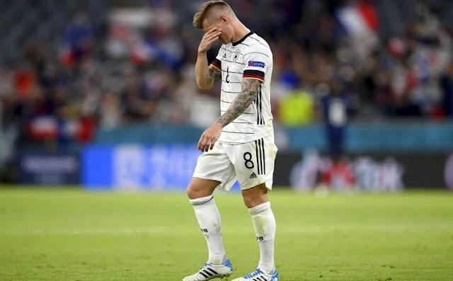 Euro 2020: Πρώτη ήττα σε πρεμιέρα στην ιστορία της Γερμανίας