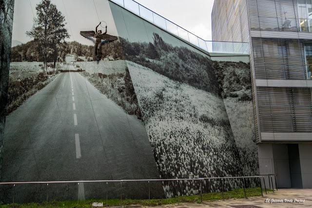 Paisaje y Velocidad de Begoña Zubero y Joaquin Lucarini Macazaga - Bilbao, por El Guisante Verde Project