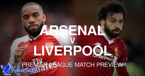 Arsenal Vs Liverpool Panaskan Premier League Pekan Ini