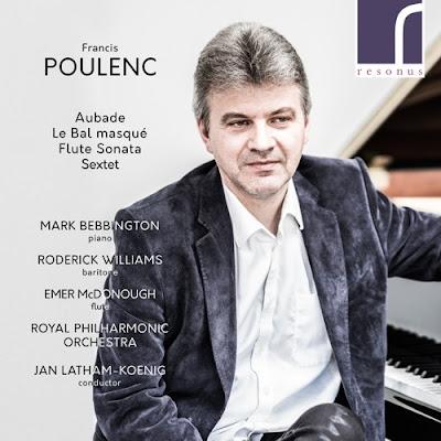 Mark Bebbington - Francis Poulenc - Resonus Classics