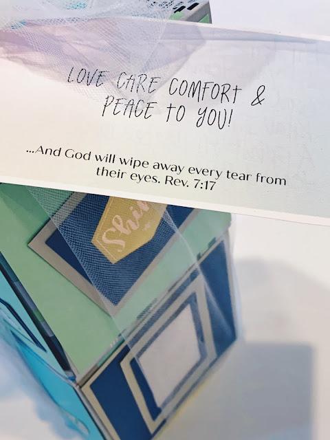 Encouraging Tissue Boxes @michellepaigeblogs.com