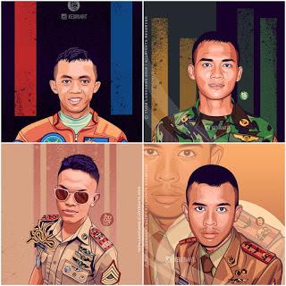 Pesanan dari kalangan Militer