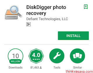 Diskdigger photo recovery SEO friendly