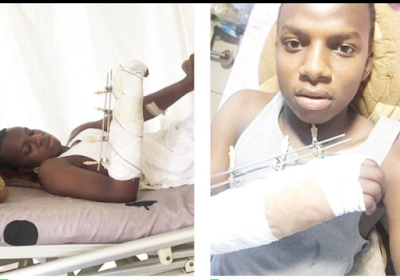 Teenager performing ablution shot by police in Abuja
