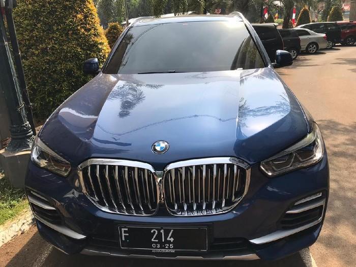 Terungkap! MAKI Beberkan Maksud Kode di Balik Pelat Nopol BMW Pinangki F 214