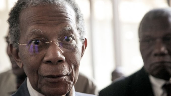 Madagascar's Former President Didier Ratsiraka Dies At 84