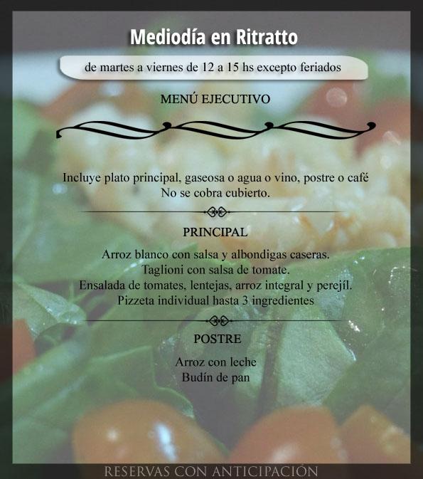 Ritratto Restaurante Italiano Villa Devoto