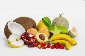 perder peso comendo frutas