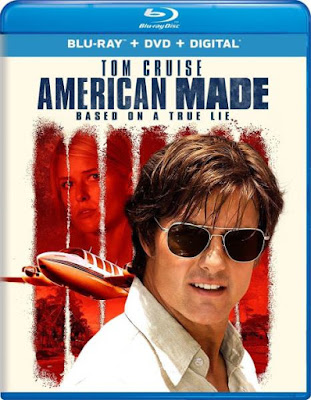 American Made 2017 Eng 720p BRRip 550Mb ESub HEVC x265