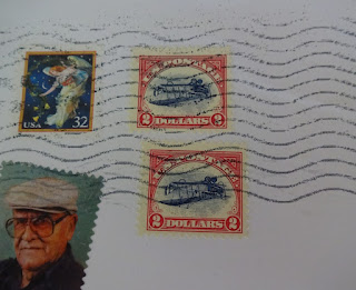 The Inverted Jenny stamp reissue