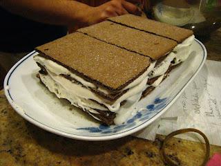 Eclair Chocolate Dessert