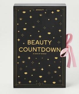 H&M Makeup Calendar 2020