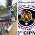 Moto com registro de roubo foi apreendida em Alagoinha, PE