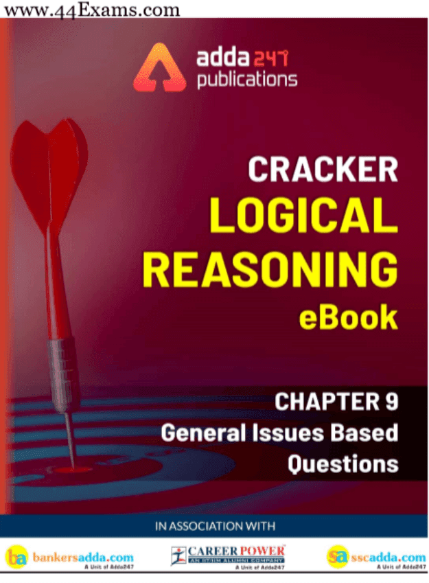 Adda247-Logical-Reasoning-Cracker-For-All-Competitive-Exam-PDF-Book